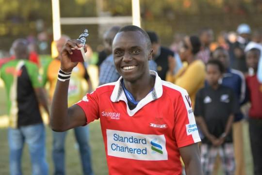 Ian Mabwa