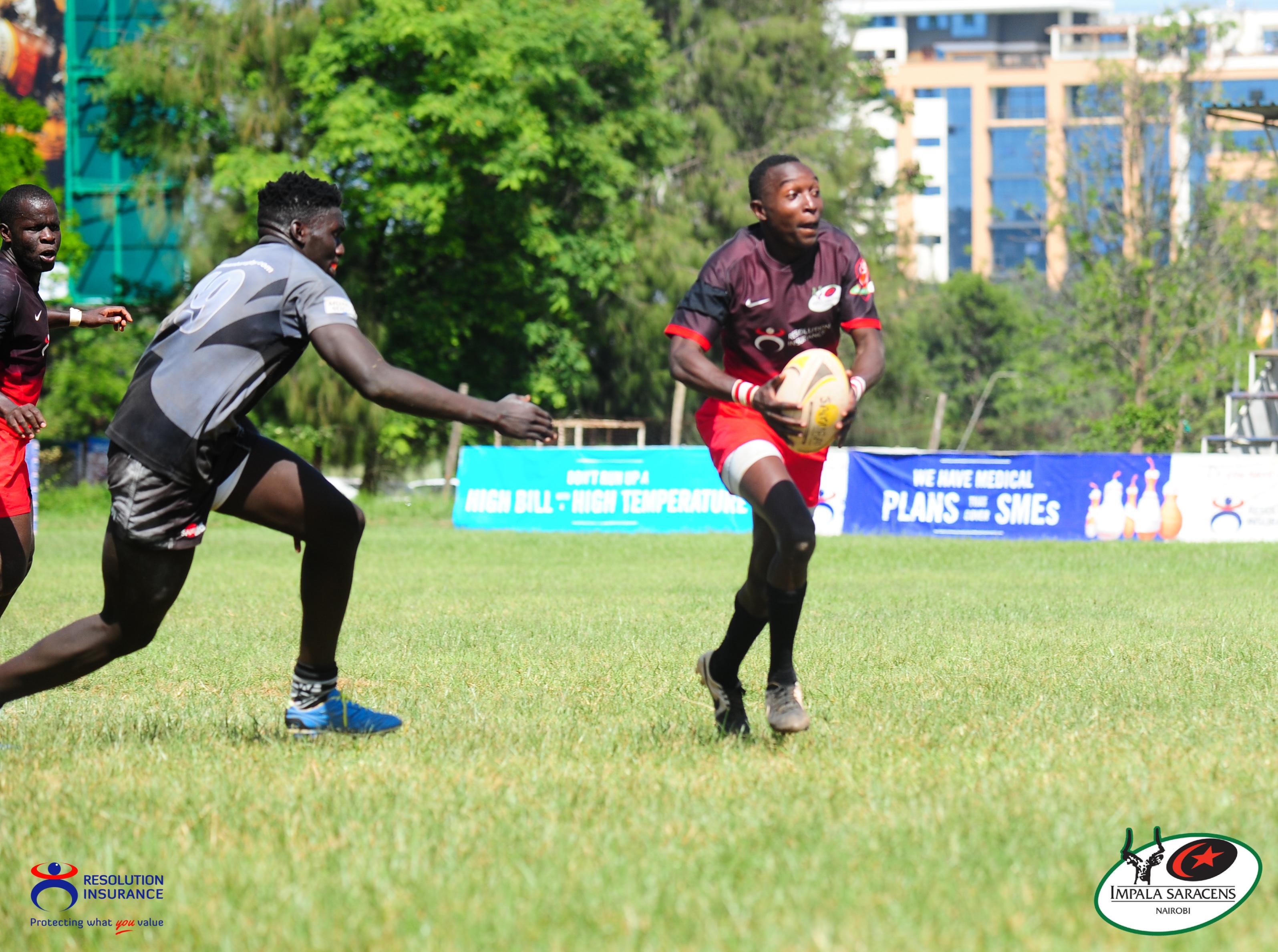 IMPALA BOKS vs MWAMBA 2-7
