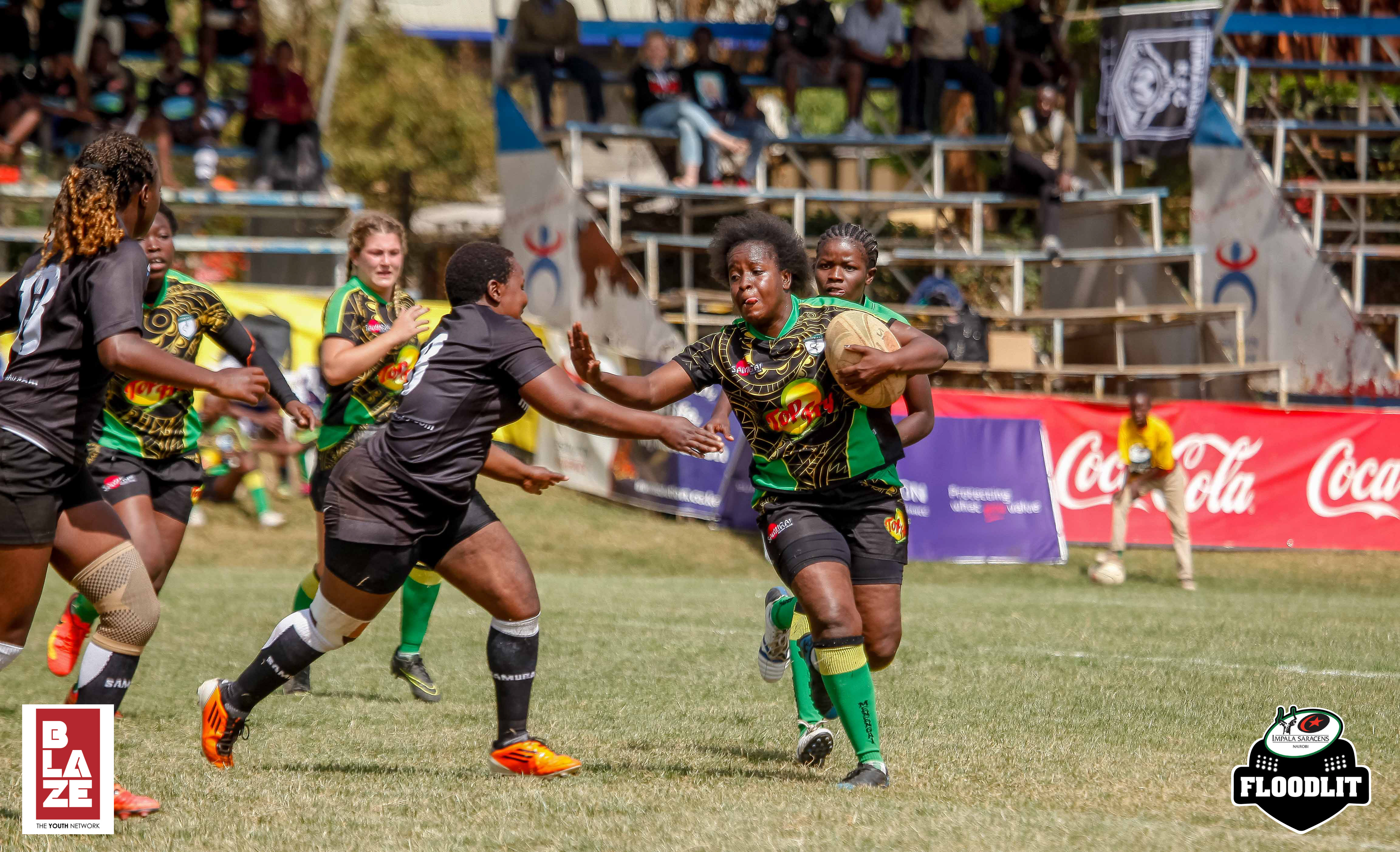 FLOODIES 2018 DAY 2 2-8